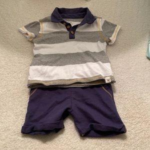 Burt's Bees Baby 12m outfit